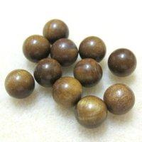 丸玉 タイガーアイ木化石  8mm    品番: 8419