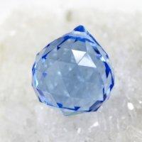 風水 サンキャッチャー ブルー 小(約20mm)    品番: 9755