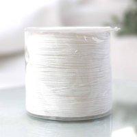 中国紐(細/40m)小巻 C-13 白色    品番: 9586