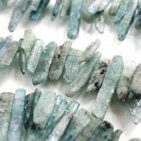 連 カイヤナイト 原石 スティック  品番: 7641
