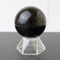 丸玉台 透明プラスチックタイプ 小 丸玉台座 品番: 7754