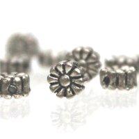 真鍮パーツ メタルビーズ(A-14) 20個入り  品番: 10007
