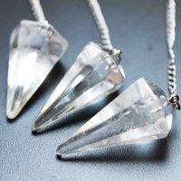ペンデュラム 水晶 カット 振り子 ペンデュラム 品番: 7446
