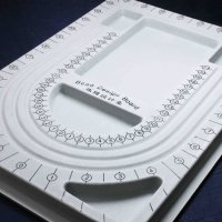 【必須アイテム】 ネックレス デザインボード アクセサリー デザイン プレート 品番: 8002