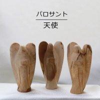 置物 パロサント 彫刻 彫り物 天使 香木 浄化 リラックス 品番:11625