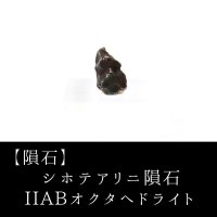 【隕石】シホテアリニ隕石 IIABオクタヘドライト ロシア産 1947年02月12日 品番:13065