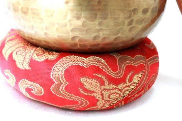 画像2: 銅製 シンギングボール 13cm 品番:10369