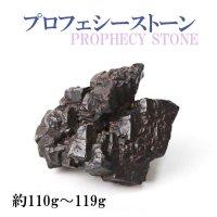 原石 プロフェシーストーン 約110gから119g 1個 サハラ砂漠産 オリジナルパッケージ付 予言石 レア 品番:13780