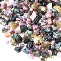 さざれ マルチトルマリン 約1kg 調和 安定 浄化 天然石 品番: 13945