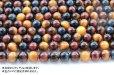 画像4: 連 ミックスタイガーアイ 丸 8mm 虎目石 洞察力 直感力 決断力 天然石 品番: 14306 (4)