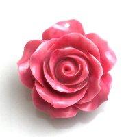 シェルパーツ(練り) バラA ローズピンク  品番: 9662