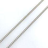 【ワンコインチェーン】 サージカルステンレスチェーン S-15 (40cm)  品番: 9335