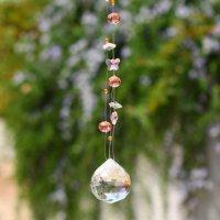 サンキャッチャー flower=フラワー=(SB-007-C)  品番: 4389